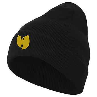 Wu-wear logo Beanie black
