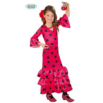 Flamenco costume Spanish flamenco costume dancer kids