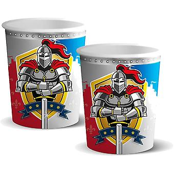 Knight mug Kids Party 8 piece children's birthday party