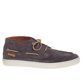 Jack And Jones Lambert Suede 12086794 Frost Gray Herren Moda Schuhe
