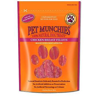 Pet Munchies Chicken Breast Fillets (Dogs , Treats , Eco Products)