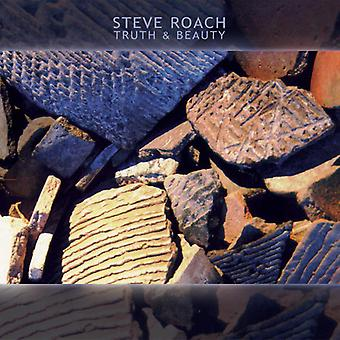 Steve Roach - sandheden & skønhed [CD] USA import