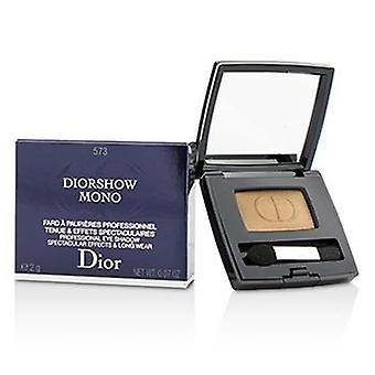 Long & Christian Dior Diorshow Mono effets spectaculaires professionnels portent ombre à paupières - # 573 Mineral - 2g/0,07 oz