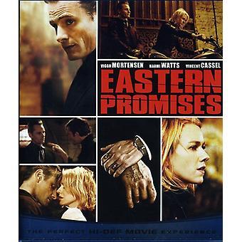 Eastern Promises [BLU-RAY] USA import