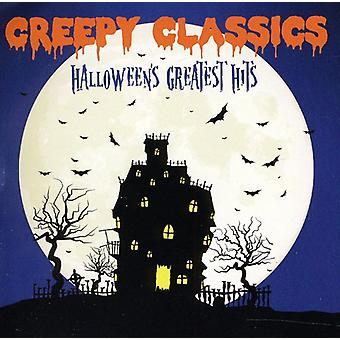 Gruselige Klassiker: Halloween Greatest Hits - gruselige Klassiker: Halloween Greatest Hits [CD] USA Import