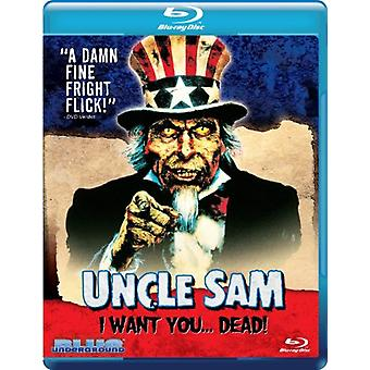 Uncle Sam [BLU-RAY] USA import
