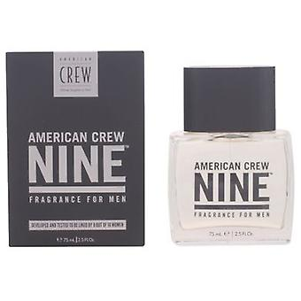American Crew Nine Men Edp Vapo 75 Ml (Perfumes , Perfumes)