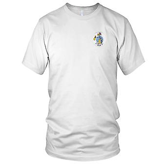 US Navy VFN-16 Embroidered Patch - Mens T Shirt