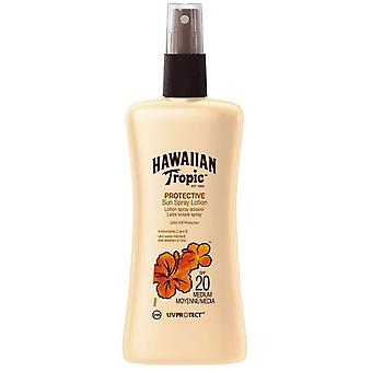Hawaiian Tropic Ht Protector Spray Lotion SPF 20 6pc Sp