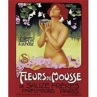 Parfums - Parijs Poster Poster afdrukken