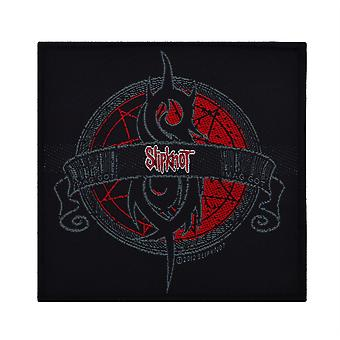 Slipknot Crest Logo Woven Patch