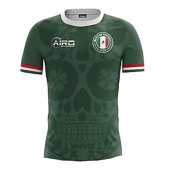 2018-2019 Mexico Home Concept Football Shirt (Kids)