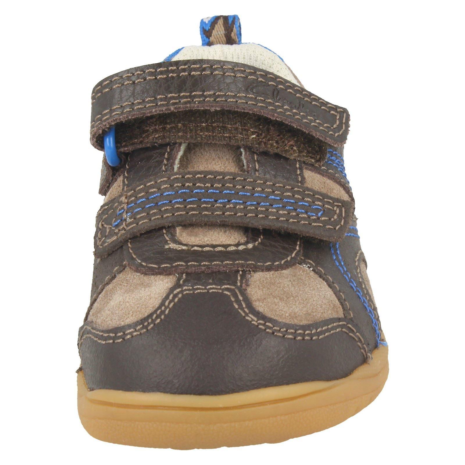 Jungen Clarks Casual Schuhe zuerst Ru Felsen