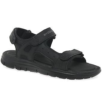 Преимущество Skechers Flex Upwell сандалии мужская случайный