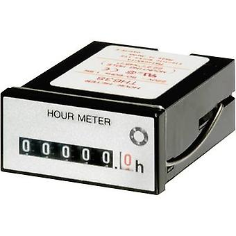 Panasonic TH638CEJ Operating hours timer