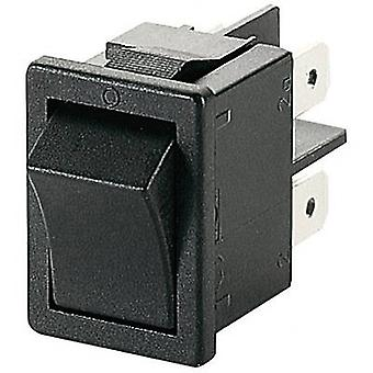 Toggle switch 250 V AC 12 A 2 x Off/On Marquardt 0