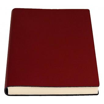 Coles Pen Company Sorrento A4 Lined Journal - Burgundy