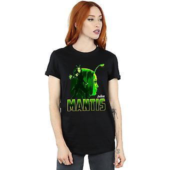 Marvel Women's Avengers Infinity War Mantis Character Boyfriend Fit T-Shirt