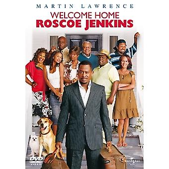 Welcome Home, Roscoe Jenkins (DVD)