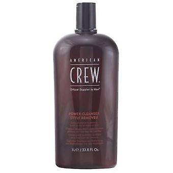 American Crew Power Cleanser Style Remover Shampoo 1000 ml (Hair care , Shampoos)