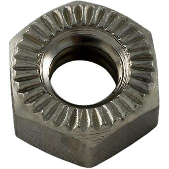 Pentair 98211400 Stainless Steel Serrated Hex Nut Replacement Pool or Spa Filter