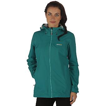 Regatta Womens/Ladies Hamara Waterproof Breathable Rain Jacket