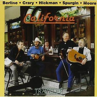 California - importar de USA de viajero [CD]