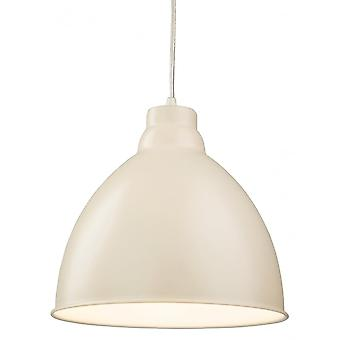 Firstlight Union Pendant Light Finished In Cream