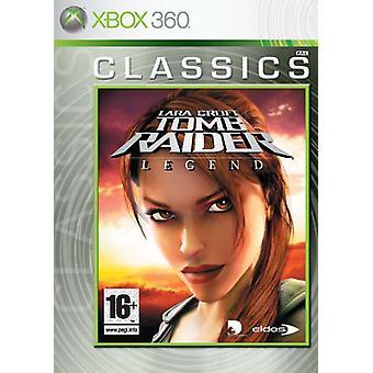 Tomb Raider Legend (Xbox 360)