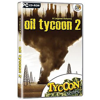 Olie Tycoon 2 (PC CD)
