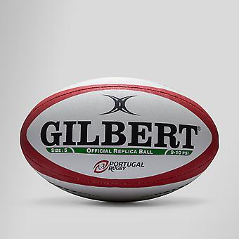 Gilbert Portugal officielle replika Rugby bold