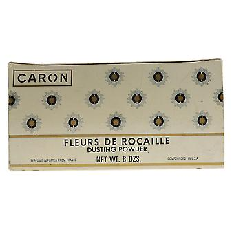Caron 'Fleurs De Rocaille' Dusting Powder 8oz/226g New In Box