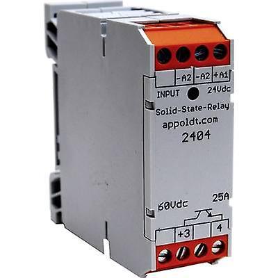 Appoldt 2404 POK22-24V 25 DC   DC puissance optocoupleur