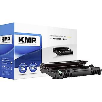 KMP Drum replaced Brother DR-2100, DR2100 Compatible Black 12000 pages B-DR17