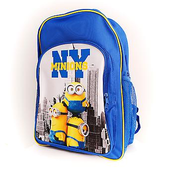 Minions NEW Backpack backbag