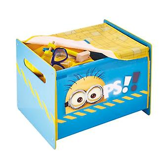 Minions Chest wooden toy store