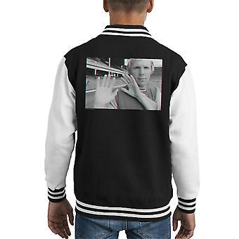 Varsity Jacket capretto in effetto 3D TV volte Bobby Moore