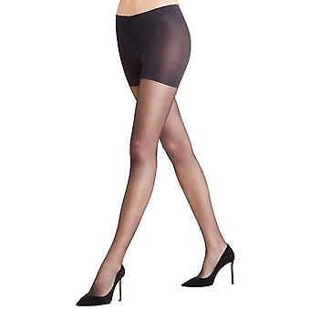Falke Shaping 8 Den Invisible Deluxe Matte Tights - Black