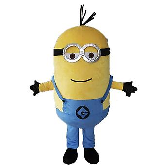 Kevin's SPOTSOUND mascot, famous character of Minions