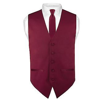 Herre SLIM FIT Dress Vest mager slips 2,5