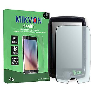 Teasi Pro Screen Protector - Mikvon Health (Retail Package with accessories)