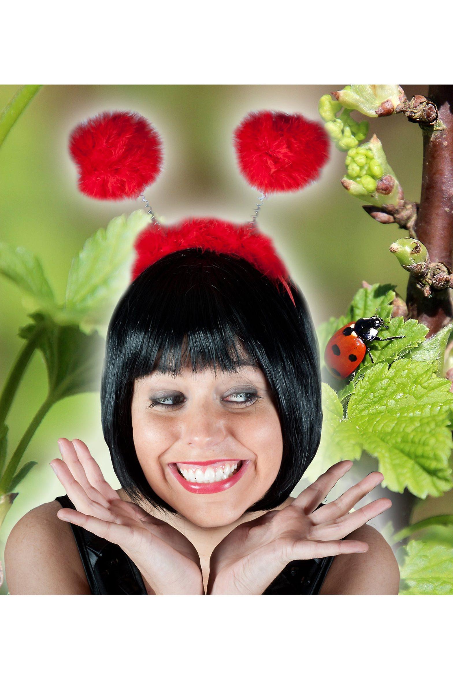 Accessoires Antennes Cheveux Pour Pour Rouges Rouges Accessoires Cheveux bfy76g