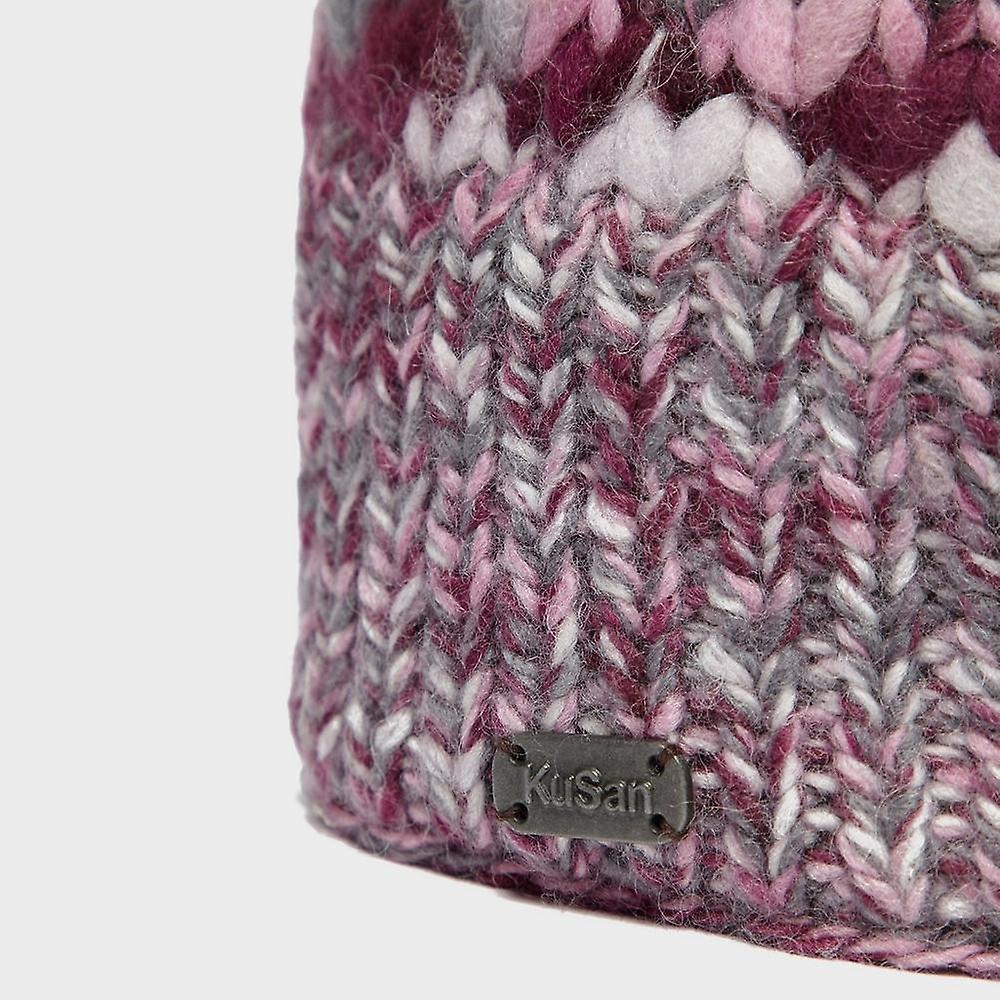ee1795ab9aa Kusan Rainbow Bobble Hat