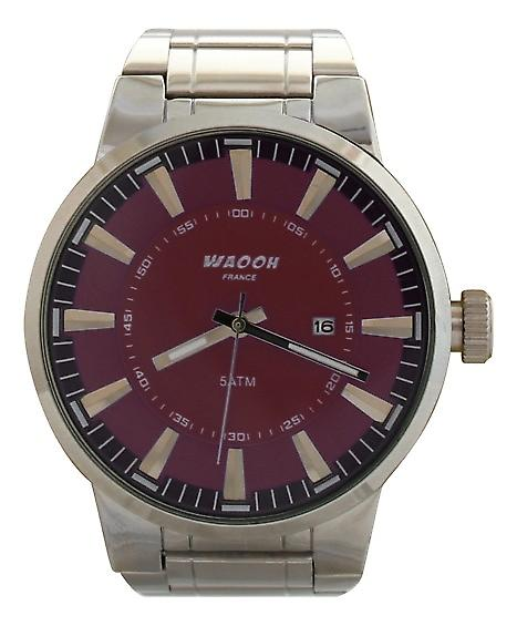 Waooh - watches - watch Waooh 08001p (red)