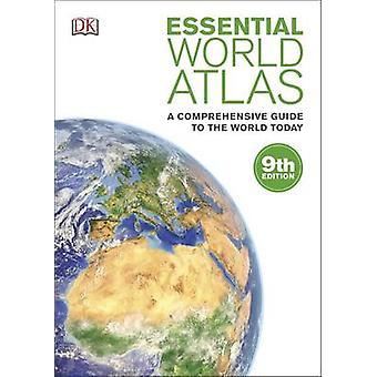 Wesentlichen Weltatlas von DK - 9780241226353 Buch