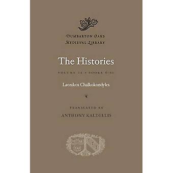 Historie - bind II - bøger 6-10 af Laonikos Chalkokondyles - 978