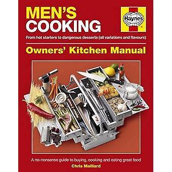 Männer kochen Anleitung von Chris Maillard - 9780857338419 Buch