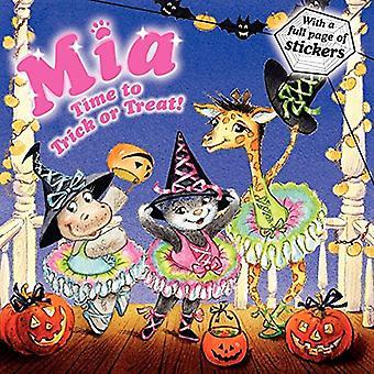 Mia: Tijd voor Trick or Treat!