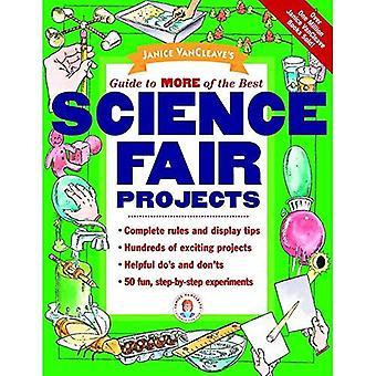 Janice Vancleave's Guide till flera av de bästa Science Fair-projekt