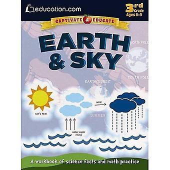 Terre ciel &: Un classeur des faits de la science et de la pratique de mathématiques